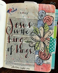 1 Kings @cyn4jesus Scripture Art, Bible Art, Bible Verses, Scriptures, Faith Bible, Faith In God, Bible Drawing, 1 Chronicles, 1 Kings