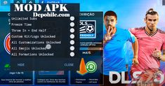 Dream League Soccer 2020 v7.41 Mod Menu Bol Özellikli Hile Apk Emoji, Soccer, Games, Futbol, European Football, The Emoji, European Soccer, Football, Emoticon