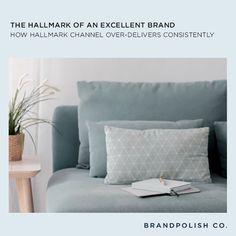 BRANDPOLISH CO. Branding Tips for Creative Entrepreneurs. Learn 3 Hallmarks of a Great Brand. #brandstrategy #branding #brands