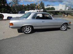 Mercedes-Benz SL 350 slc  1972, 129000 km, kr 75000,- - 68.000,-