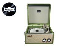 Dansette Revolver - Dansette Record Players For Sale, Record Player Parts, Accessories & Vinyls For Sale - Dansette Revolver