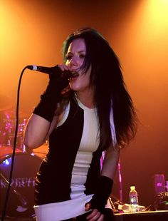 Alissa White-Gluz The Agonist The Agonist, Cristina Scabbia, Alissa White, Arch Enemy, Gothic Rock, Metal Bands, The Rock, Hard Rock, Heavy Metal