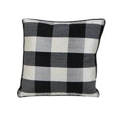 Huntington Silk Pillow