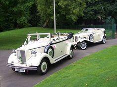 Regent Convertible Vintage Wedding Cars - makes for great photos! Wedding Getaway Car, Wedding Cars, Wedding Bride, Our Wedding, Dream Wedding, Wedding Ideas, Formal Wedding, Baby Blue Weddings, Bridal Car
