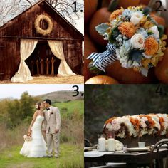 fall weddings | Fall Weddings { Inspirational Tips & Styles }