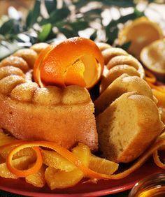 soft and fluffy honey cake, for an Italian-style Rosh haShana. Jewish Italian Cuisine / Cucina Ebraica. Kosher Parve.