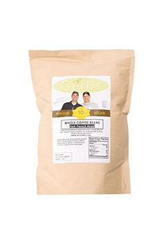 Dark French Roast  Gourmet Ground Coffee by Gerbs 2 LB Zipper Bag  Brazil Colombia Peru Bean Mix  Top 12 Food Allergen Free  Fair Trade ** Continue to the product at the image link.