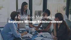 If your employees use their cars for work, you probably have or are considering an employee mileage reimbursement program. How to avoid the mistakes? Future Gadgets, Information Age, Mistakes, Cars, Products, Autos, Car, Automobile, Gadget