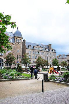 Saint-Malo pluvieux, Saint-Malo heureux - My Sweet Escape