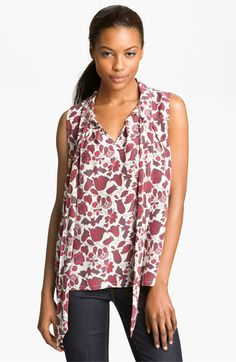 MARC BY MARC JACOBS 'Xenia' Print Top available at #Nordstrom