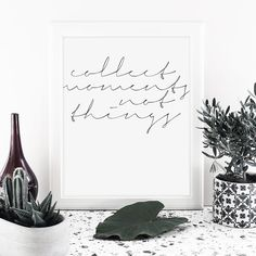 Handwritten Quote print Printable art Instant by MessProject Handwritten Quotes, Quote Prints, Printable Wall Art, Handwriting, Wall Art Decor, Printables, In This Moment, Digital, Handmade Gifts