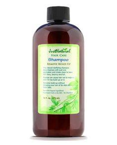 Shampoo To Remove Build-Up