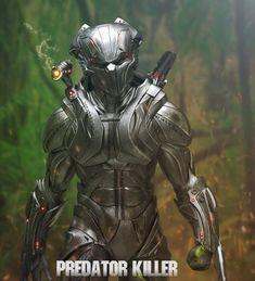 Wolf Predator, Predator Alien, Apex Predator, Goku, Aliens, Alien Isolation, Cool Robots, Xenomorph, Armor Concept