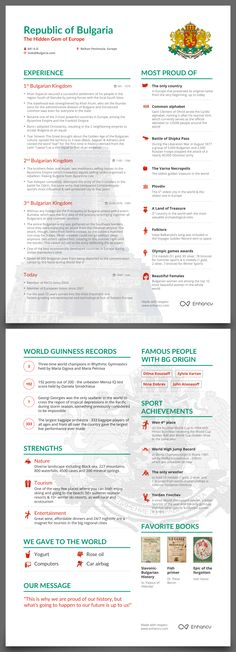 1000+ images about [ Enhance Your Resume ] on Pinterest | Resume ...