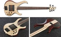 Review – Ibanez VOLO BTB33 5-String Bass