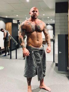 Scruffy Men, Hairy Men, Bearded Men, Sexy Tattooed Men, Beefy Men, Inked Men, Bald Men, Muscular Men, Boys Dpz