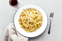 A faster to make, more satisfying cacio-e-pepe, if that's even possible. But yes, it's possible!