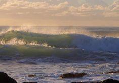 Ocean Photography, Landscape Art, Africa, Waves, Mountains, Star, Nature, Naturaleza, Sea Photography