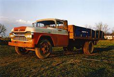 William Eggleston, Farm truck, Memphis, Tennessee, 1972