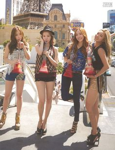 SNSD Girls' Generation photo book SNSD in Las Vegas 2014 photobook
