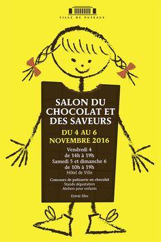 Salon Du Chocolat Et Des Saveurs Du 4 Au 6 Novembre 2016