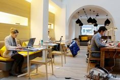 Spaces Amsterdam - Coworking office