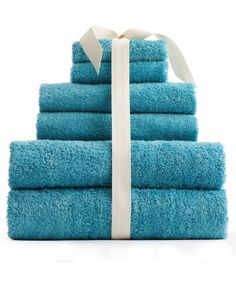 Perfectly Folded Towels - A properly folded towel has a neat, fluffy appearance and hidden edges.