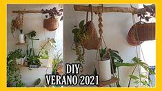 Diy Y Manualidades, Planter Pots, Summer Decorating