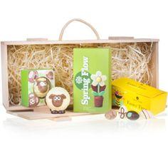 Easter Gift Box  #Ostern #Schokolade #Geschenkidee