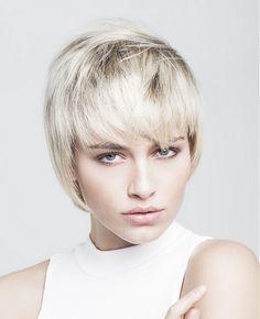 Sanrizz Short Blonde Hairstyles