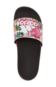 Adidas adilette slide sandali, adidas adidas per il negozio.