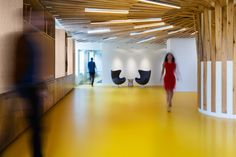 Bold, yet subtle, Liquid Elements, artfully poured floors can transform any environment into an engaging atmosphere