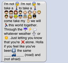 cute things to do with emojis - Google Search | Virtual Fun ...