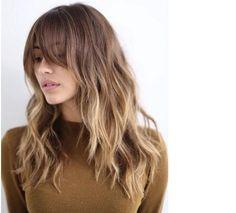 Perçemli Saç Modelleri 2017