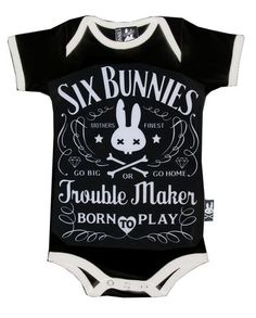 Mothers Finest ONESIE by Six Bunnies from Illicit -$35