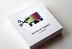10. business card design
