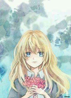 anime and shigatsu wa kimi no uso image