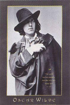 Oscar Wilde Notes & Quotes