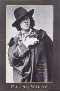 Oscar Fingal O'Flahertie Wills Wilde (1854–1900) was an Irish writer and poet more commonly known as Oscar Wilde