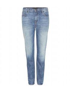 super cute Skinny Denim jeans by Alexander Wang #hubby please #boyfriendjeans #alexanderwang #women #designer #covetme
