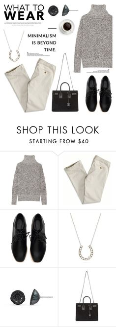 """""""What to Wear: Black Friday Shopping"""" by littlehjewelry ❤ liked on Polyvore featuring Theory, American Eagle Outfitters, Pearl & Black, Yves Saint Laurent, blackfriday, shoptilyoudrop, pearljewelry and littlehjewelry"""