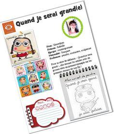 Télécharger « Puzzles quand je serai grand.pdf » Télécharger « Autovalidation Puzzles Isabelle Kessedjian.pdf » Feuille de validation puzzles en format modifiable : Télécharger...
