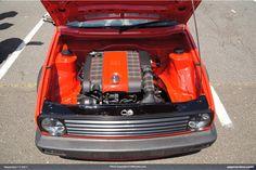 Golf II with Engine 2.0T FSI (BPY)