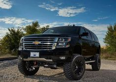 2015 Chevrolet Suburban Z71 lifted
