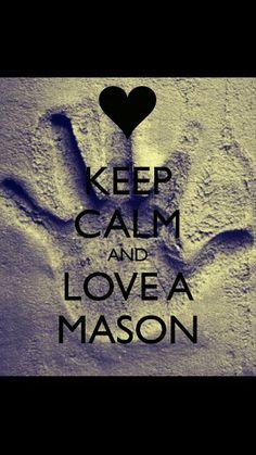 #masonry #love #husband. ;)
