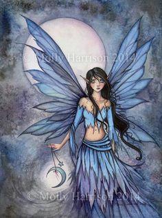 Fairy by Molly Harrison