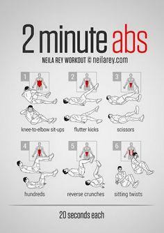 2 min abs