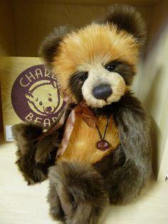 Ashton by Charlie Bears - Charlie Bears UK