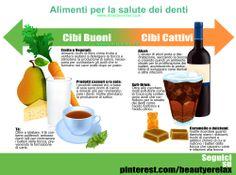 Alimenti per la salute dei denti