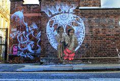 Codice Incompleto: STREET ART. WHERE IS THE ART?
